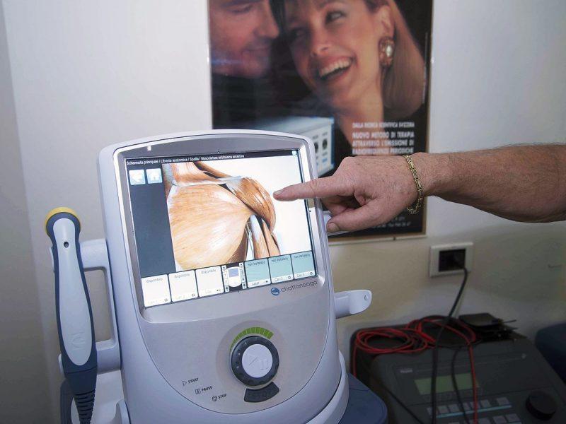 L' elettroterapia